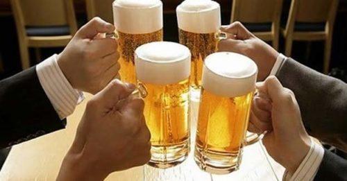 kiêng kỵ khi uống bia cần nhớ