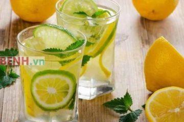 Những lợi ích tuyệt vời của nước chanh, mật ong mà bạn chưa biết
