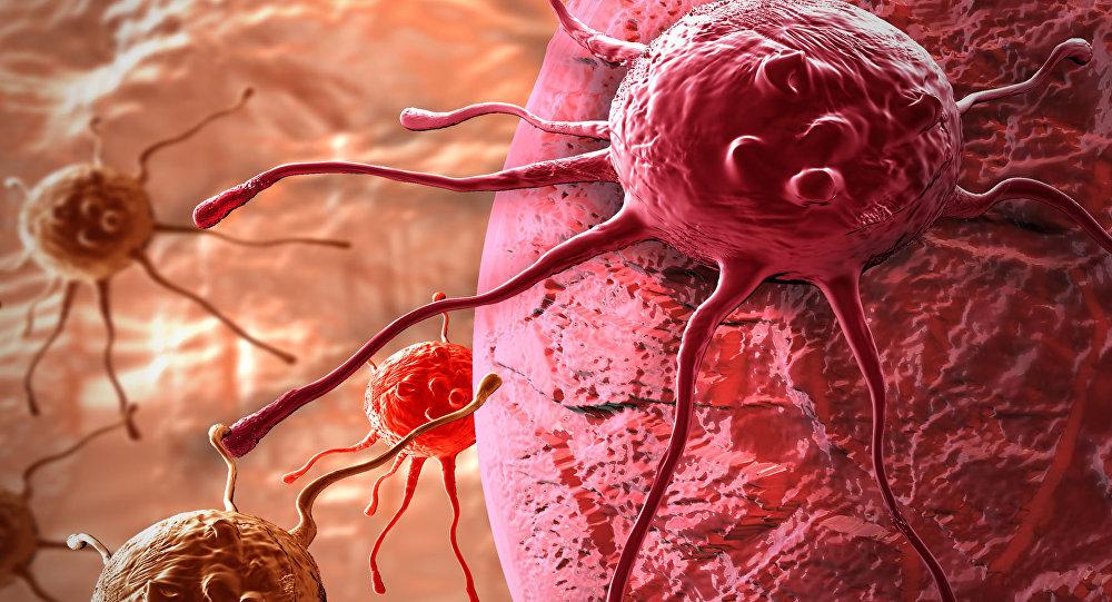 tế bào ung thư phát triển