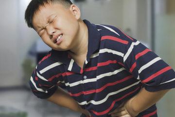Triệu chứng đau bụng cấp tính ở trẻ em