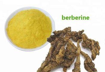hình ảnh berberin và dược liệu