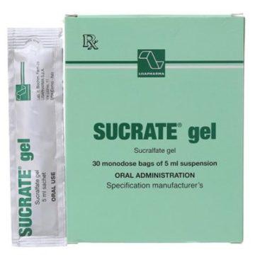 sucrate-gel