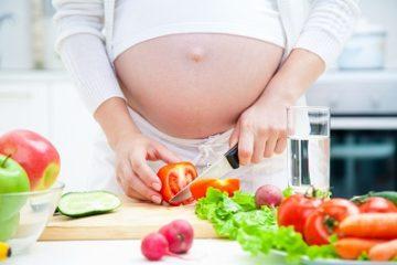 10 quy tắc về dinh dưỡng mẹ bầu cần biết
