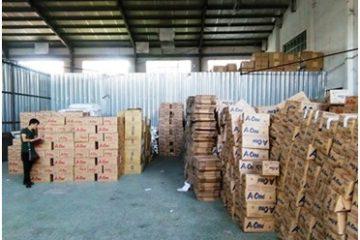 108 tấn bột ngọt vỏ Việt Nam ruột Trung Quốc bị bắt giữ
