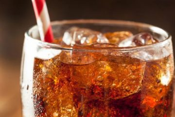 nước soda là thực phẩm nguy hiểm khi mang thai