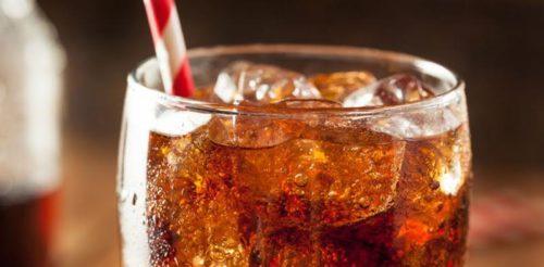 nước soda không tốt cho mẹ bầu