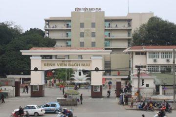 Quy trình xử lý công văn đi và đến tại bệnh viện Bạch Mai