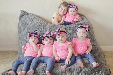 Ca sinh năm đầu tiên tại Mỹ đạt kỉ lục trên thế giới