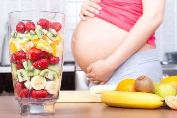 Bà bầu hãy nên ăn những loại thực phẩm này ngăn ngừa rạn da khi mang thai