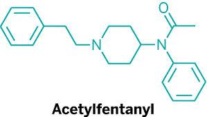 Nguy hiểm ma túy mới giá rẻ như một dạng thuốc giảm đau