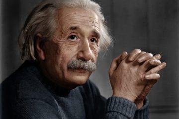 Albert Einstein và những câu nói nổi tiếng