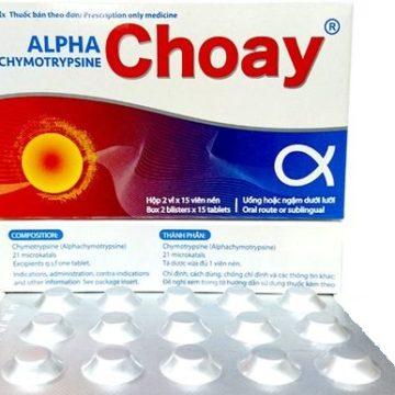 Thuốc Alphachoay