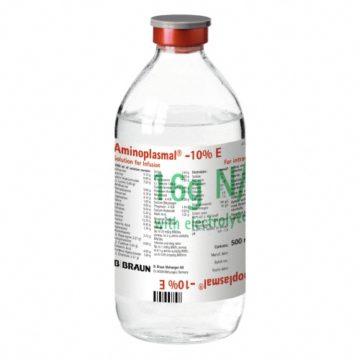 aminiplasmal thuốc