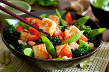 Những thực phẩm tốt và không tốt cho các bộ phận của cơ thể