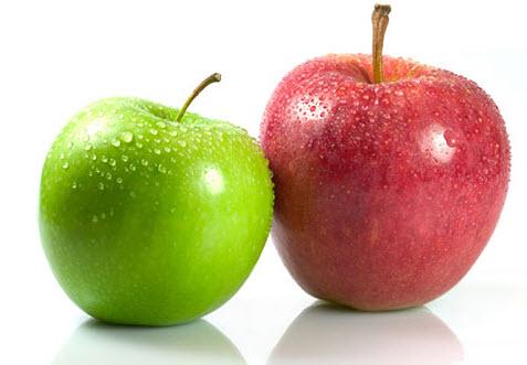 ăn một quả táo mỗi ngày
