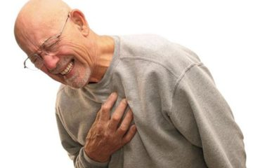 đau ngực cấp