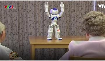 Australia sử dụng robot làm y tá trong viện tâm thần