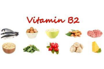Tầm quan trọng của vitamin B2 đối với cơ thể