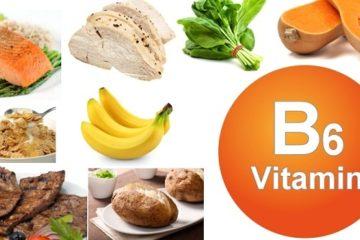 Dùng vitamin B6 như thế nào?