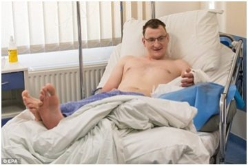 Ba Lan thực hiện thành công ca ghép chi cho bệnh nhân khuyết tật