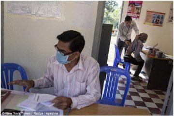 Phát hiện hàng ngàn bác sĩ không bằng cấp hoạt động 'chui' tại Campuchia