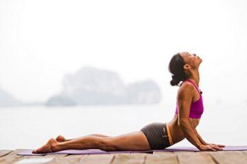 Bài tập yoga giảm mỡ bụng nhanh chóng