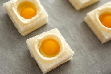 Bánh mì trứng mayonnaise cách làm thật đơn giản