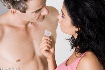 Tác dụng có lợi cho phụ nữ khi 'đối tác' dùng bao cao su