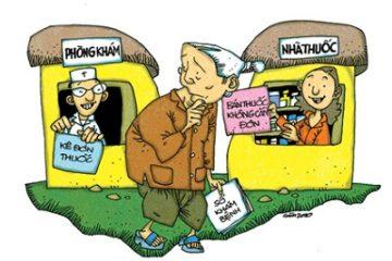 Báo động tình trạng bán thuốc tân dược tràn lan kể cả thuốc gây độc