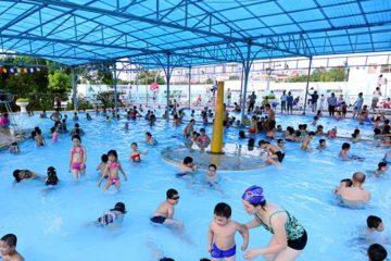 Thận trọng với hóa chất trong hồ bơi gây biến đổi gene