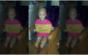 Bé gái 11 tuổi mắc bệnh ung thư hiếm gặp