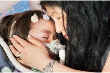Câu chuyện cảm động: Bé gái 5 tuổi chọn cái chết để giải thoát khỏi bệnh tật