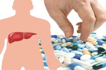 Ảnh hưởng của thuốc cho gan