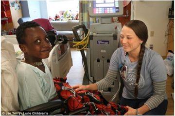 Bệnh nhân 11 tuổi người Mỹ được cấy ghép tim nhân tạo