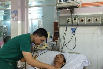 Cứu sống, hồi phục bệnh nhân bị nhồi máu cơ tim