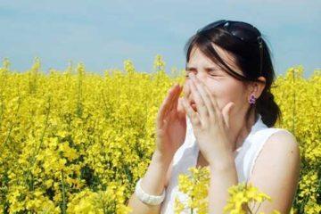 bệnh thường gặp vào mùa xuân