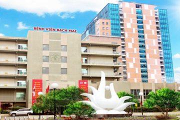 Đường dây nóng của Bệnh viện Bạch Mai