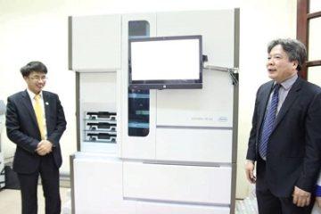 bệnh viện việt đức lắp máy xét nghiệm ung thư hiện đại