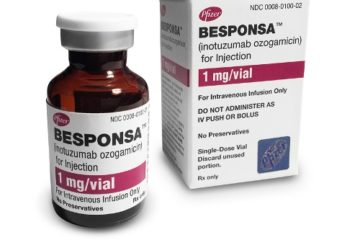 Thuốc Besponsa điều trị bệnh bạch cầu cấp đã được FDA chấp thuận