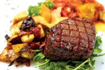 Thịt bò nướng mù tạt cho ngày cuối tuần