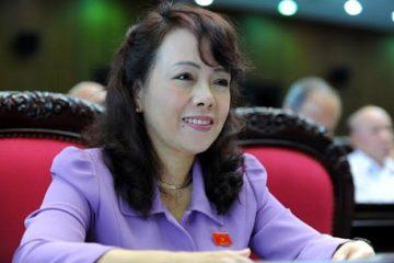 Bộ trưởng Bộ Y Tế  Nguyễn Thị Kim Tiến trả lời câu hỏi nóng của người dân