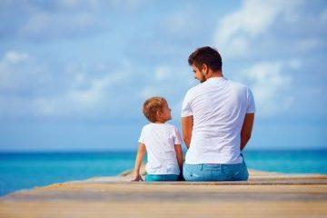 Những lời khuyên cảm động và sâu sắc của cha