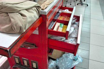 Phác đồ cấp cứu ban đầu sốc phản vệ theo các mức độ của khoa hồi sức tích cực bệnh viện Bạch Mai