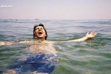 Bạn có phải là đối tượng tuyệt đối không nên đi bơi?