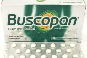 Liều dụng của Buscopan như thế nào?