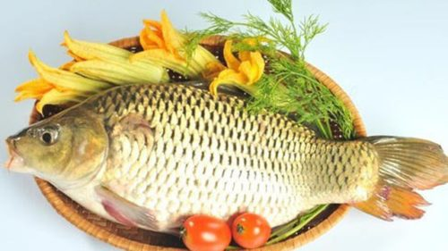 cá tốt cho xương và răng