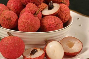 Cách ăn quả vải tránh gây hại cho sức khỏe