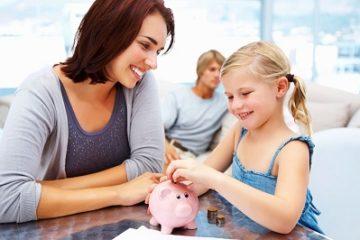 Một số câu chuyện thú vị về cách dạy con biết kiếm và sử dụng đồng tiền