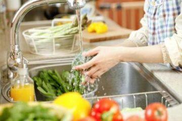 Nguyên tắc rửa từng loại rau xanh