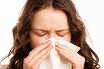 cách trị nghẹt mũi
